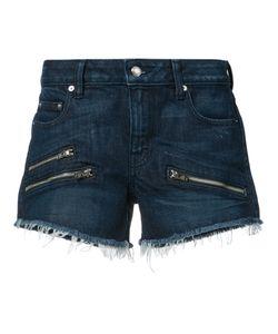 Derek Lam 10 Crosby | Zipped Denim Shorts Size 27