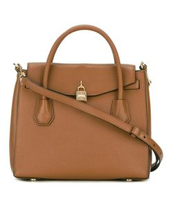 Michael Michael Kors | Padlock Detailed Tote Bag Leather