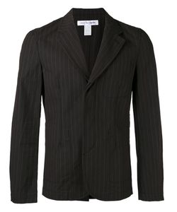Comme Des Garcons | Comme Des Garçons Shirt Pinstriped Blazer Size Medium