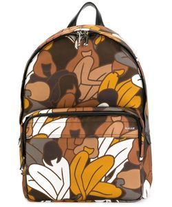 Bally | Print Backpack Nylon