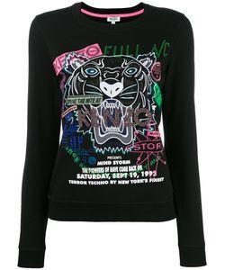 Kenzo | Graphic Print Sweatshirt Xs Cotton/Polyester/Metal