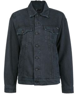 Mother | Denim Jacket Medium Cotton
