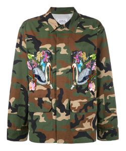 FORTE COUTURE | Embroidered Military Jacket