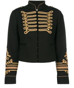 Red Valentino | Cropped Band Jacket
