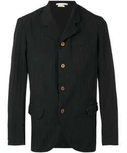 COMME DES GARCONS HOMME PLUS | Comme Des Garçons Homme Plus Striped Classic Blazer
