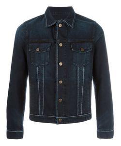 Lanvin | Contrast Stitch Denim Jacket 48 Cotton/Polyester