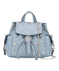 Red Valentino | Star Studded Backpack Calf Leather