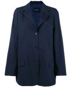 Erika Cavallini | Buttoned Blazer Coat