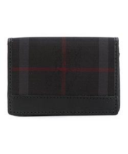 Burberry | Plaid Bi-Fold Wallet