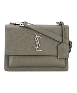 Saint Laurent | Sunset Monogram Shoulder Bag Calf