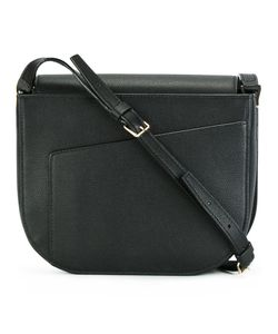 Valextra | Twist Crossbody Bag Leather