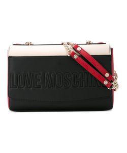 Love Moschino | Double Chain Trim Bag