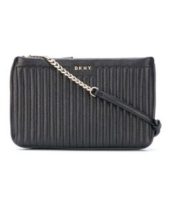 DKNY | Quilted Pinstripe Crossbody Bag