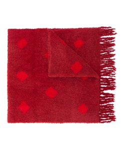 SUZUSAN | Diamond Pattern Scarf Women One