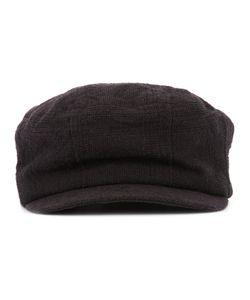 DEVOA | Textu Hat 58 Silk/Linen/Flax/Polyester