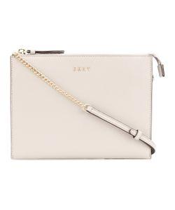 DKNY | Flat Top Zip Crossbody Bag