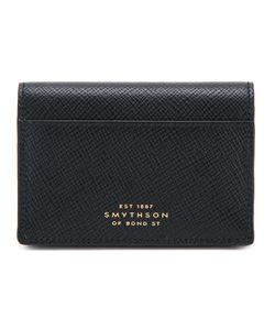 Smythson   Snap Wallet Leather