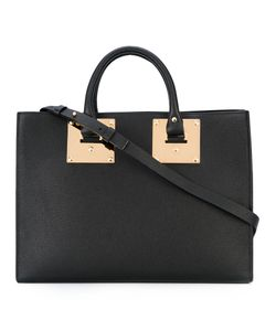 Sophie Hulme | Top Handle Tote
