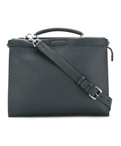 Fendi | Peekaboo Briefcase Calf Leather