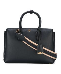 MCM | Classic Tote Leather/Alcantara