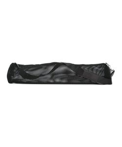 Monreal London | Yoga Mat Shoulder Bag Leather/Nylon/Polyester
