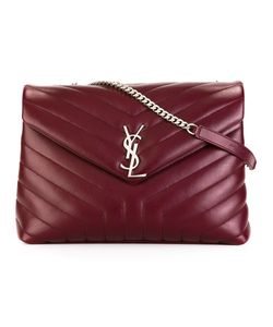 Saint Laurent | Large Lou Lou Monogram Chain Bag Leather