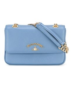 Vivienne Westwood Anglomania | Flap Crossbody Bag Calf Leather