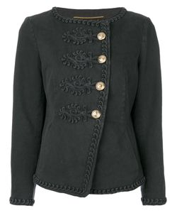 BAZAR DELUXE | Fitted Jacket Women 40