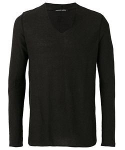 Hannes Roether | V-Neck Sweater Size Xl