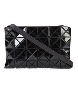 BAO BAO ISSEY MIYAKE   Geometric Design Shoulder Bag Pvc/Polyester