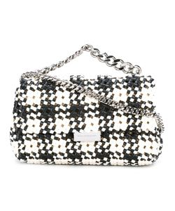 Stella Mccartney | Becks Weaved Shoulder Bag Artificial Leather/Metal