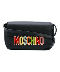Moschino | Сумка На Плечо С Бляшкой С Логотипом