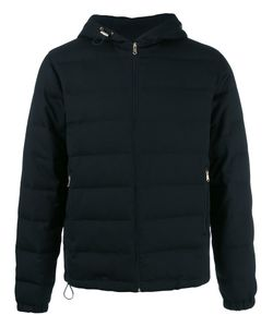 Paul Smith | Hooded Padded Jacket Xl Wool/Nylon/Feather Down