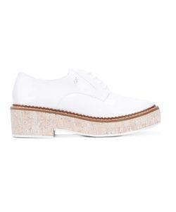 ARMANI JEANS | Platform Lace Up Shoes Artificial