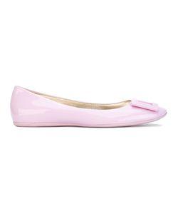 Roger Vivier | Gommette Buckle Shoes Size 40