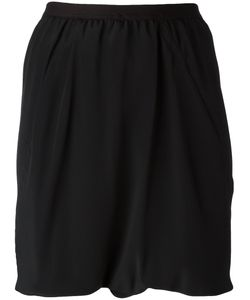 Rick Owens | Skirt-Front Shorts Size 44
