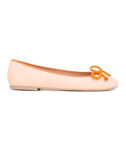 Pretty Ballerinas   Bow Ballerina Shoes