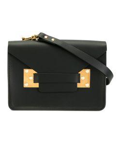 Sophie Hulme   Detachable Strap Crossbody Bag