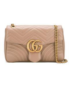 Gucci | Medium Gg Marmont Matelassé Shoulder Bag