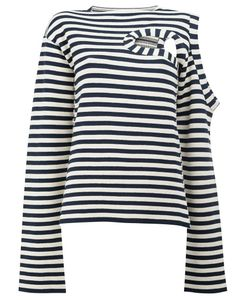 Céline   Striped Jumper Size Small