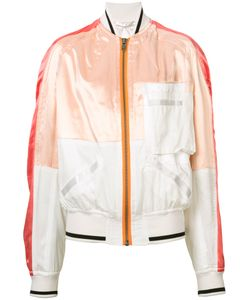 Haider Ackermann | Patched Satin Bomber Jacket