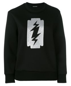 Neil Barrett   Printed Sweatshirt S