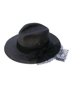 Maison Michel | Bow Detail Hat