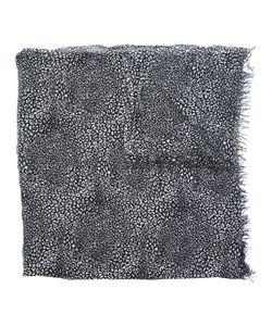 Faliero Sarti | Plaid Print Scarf