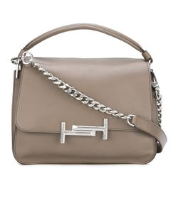 Tod'S | Double T Shoulder Bag Leather/Polyester