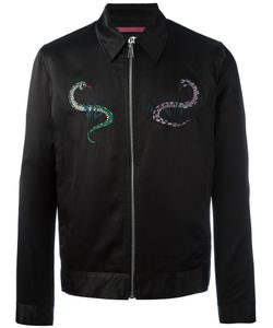 PS PAUL SMITH | Ps By Paul Smith Patches Bomber Jacket