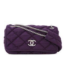 Chanel Vintage | Стеганая Сумка На Плечо С Цепочкой Cc