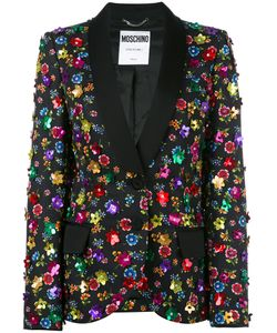 Moschino | Embroidered Blazer 42