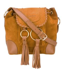 See By Chloe | See By Chloé Polly Shoulder Bag Cotton/Calf Leather/Calf Suede