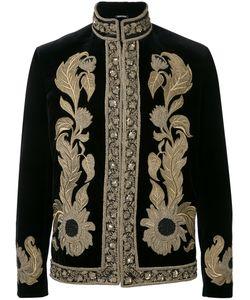Alexander McQueen | Легкая Куртка С Вышивкой